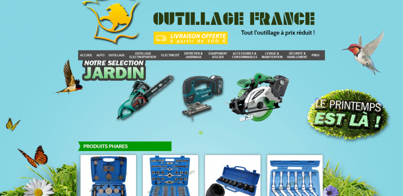 Outillage France